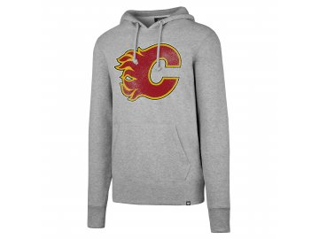 Mikina Calgary Flames Knockaround Headline