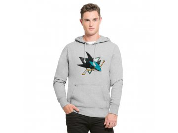 Mikina San Jose Sharks Knockaround Headline