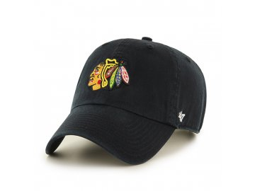 Kšiltovka Chicago Blackhawks 47 Clean Up