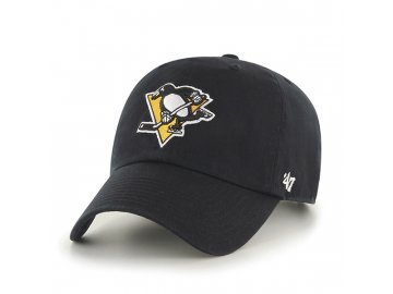 Kšiltovka Pittsburgh Penguins 47 Clean Up