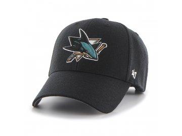 Kšiltovka San Jose Sharks 47 MVP