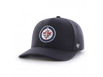 Kšiltovka Winnipeg Jets 47 Contender