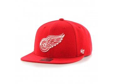 Kšiltovka Detroit Red Wings Sure Shot '47 Captain