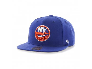 Kšiltovka New York Islanders 47 Captain Sure Shot