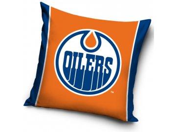 Polštářek Edmonton Oilers Tip