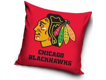 Polštářek Chicago Blackhawks Tip