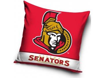 Polštářek Ottawa Senators Tip