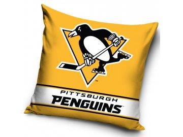 Polštářek Pittsburgh Penguins Tip