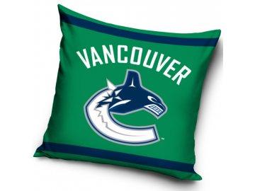 Polštářek Vancouver Canucks  Tip