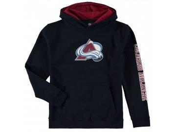 Dětská mikina Colorado Avalanche NHL Zone Fleece