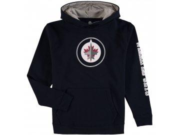 Dětská mikina Winnipeg Jets NHL Zone Fleece