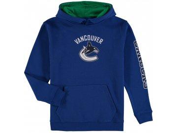 Dětská mikina Vancouver Canucks NHL Zone Fleece
