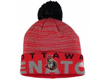 Dětská zimní čepice  Ottawa Senators NHL Team Logo Cuffed