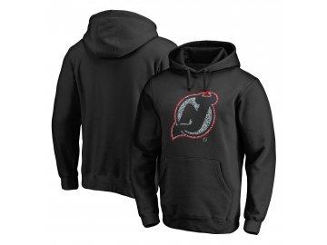 Mikina  New Jersey Devils NHL Static Logo
