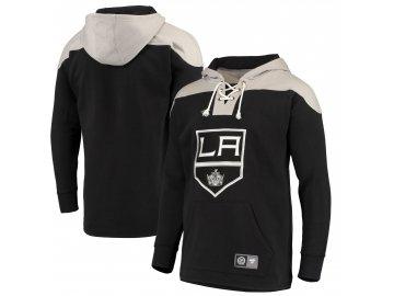 Mikina  Los Angeles Kings NHL Breakaway Lace Up