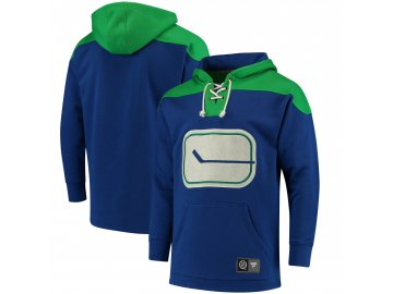 Mikina  Vancouver Canucks NHL Breakaway Lace Up