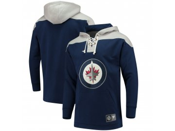 Mikina  Winnipeg Jets NHL Breakaway Lace Up