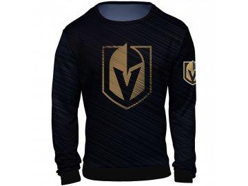 Mikina  Vegas Golden Knights NHL Static Rain