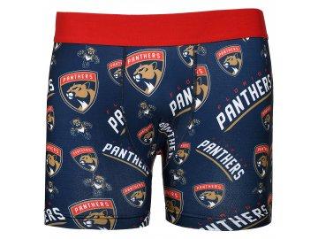 Pánské boxerky  Florida Panthers NHL Repeat Logo Compression