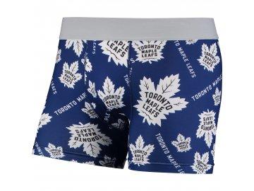 Pánské boxerky  Toronto Maple Leafs NHL Repeat Logo Compression