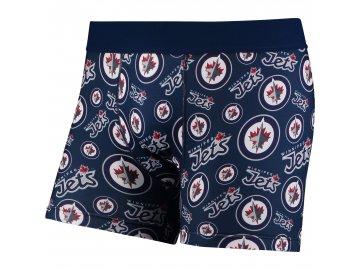Pánské boxerky  Winnipeg Jets NHL Repeat Logo Compression