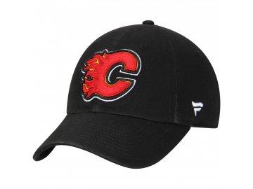 Dětská kšiltovka  Calgary Flames NHL Fundamental Adjustable