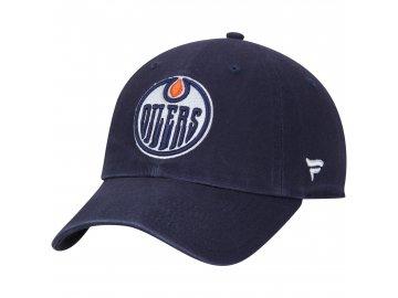 Dětská kšiltovka  Edmonton Oilers NHL Fundamental Adjustable