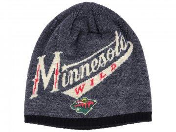 Zimní čepice Minnesota Wild NHL Heather Beanie