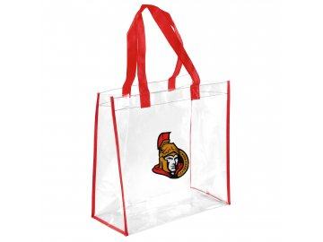 Taška Ottawa Senators Clear Reusable Bag
