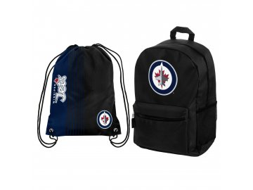 Set Batoh a vak Winnipeg Jets Combo Pack