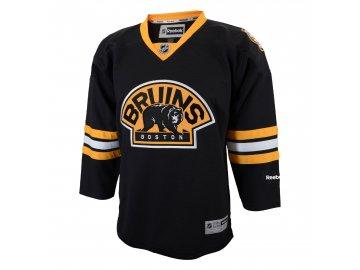 Dětský dres Boston Bruins Reebok Premier Alternate