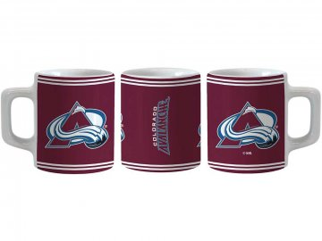 Panák Colorado Avalanche Sublimated Mini Mug