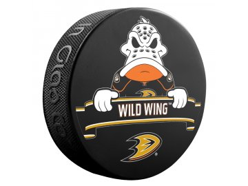 Puk Anaheim Ducks NHL Mascot
