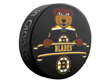 Puk Boston Bruins NHL Mascot