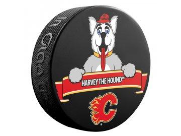 Puk Calgary Flames NHL Mascot