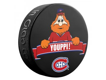 Puk Montreal Canadiens NHL Mascot