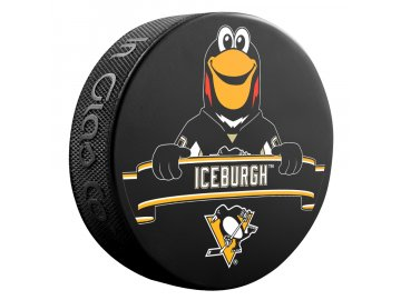 Puk Pittsburgh Penguins NHL Mascot