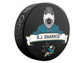 Puk San Jose Sharks NHL Mascot