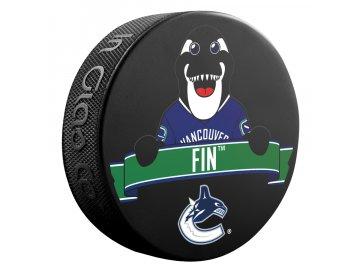 Puk Vancouver Canucks NHL Mascot