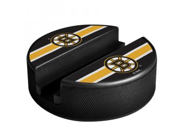 Držák na telefon Boston Bruins Puck Media Holder