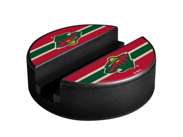 Držák na telefon Minnesota Wild Puck Media Holder