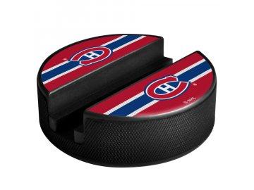 Držák na telefon Montreal Canadiens Puck Media Holder