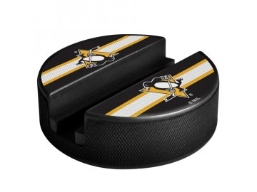 Držák na telefon Pittsburgh Penguins Puck Media Holder