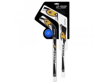 Plastiková minihokejka Anaheim Ducks Breakaway pack