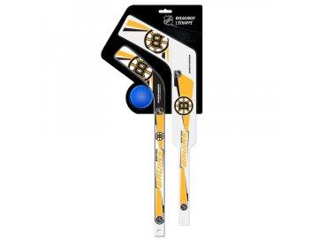 Plastová Minihokejka Boston Bruins Breakaway
