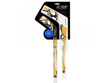 Plastová Minihokejka Pittsburgh Penguins Breakaway