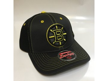 Kšiltovka Boston Bruins Zephyr Blacklight Original Snapback