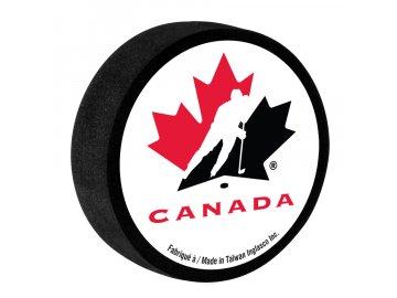 TEAM CANADA FOAM PUCK 900x900