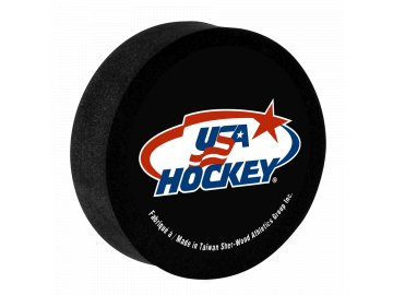 USA HOCKEY FOAM PUCK 900x900