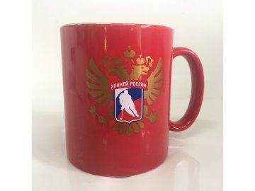 Hrnek Red Machine Hockey Russia Basic